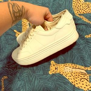 Guess Platform Sneakers